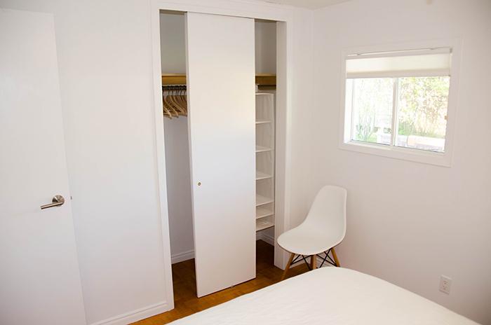 Prince edward county cottage rental bedroom